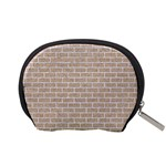 BRICK1 WHITE MARBLE & SAND Accessory Pouches (Small)  Back