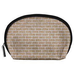 Brick1 White Marble & Sand Accessory Pouches (large)
