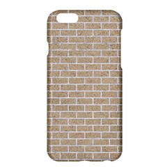 Brick1 White Marble & Sand Apple Iphone 6 Plus/6s Plus Hardshell Case