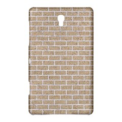 Brick1 White Marble & Sand Samsung Galaxy Tab S (8 4 ) Hardshell Case