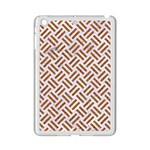 WOVEN2 WHITE MARBLE & RUSTED METAL (R) iPad Mini 2 Enamel Coated Cases Front
