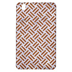 Woven2 White Marble & Rusted Metal (r) Samsung Galaxy Tab Pro 8 4 Hardshell Case