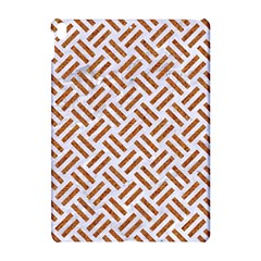 Woven2 White Marble & Rusted Metal (r) Apple Ipad Pro 10 5   Hardshell Case