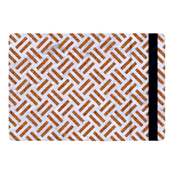 WOVEN2 WHITE MARBLE & RUSTED METAL (R) Apple iPad Pro 10.5   Flip Case