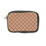 WOVEN2 WHITE MARBLE & RUSTED METAL Coin Purse Front
