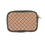 WOVEN2 WHITE MARBLE & RUSTED METAL Coin Purse Back