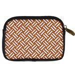 WOVEN2 WHITE MARBLE & RUSTED METAL Digital Camera Cases Back