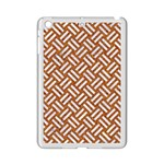 WOVEN2 WHITE MARBLE & RUSTED METAL iPad Mini 2 Enamel Coated Cases Front