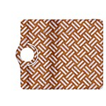 WOVEN2 WHITE MARBLE & RUSTED METAL Kindle Fire HDX 8.9  Flip 360 Case Front