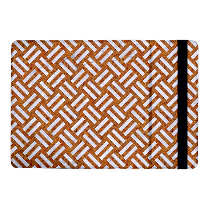 WOVEN2 WHITE MARBLE & RUSTED METAL Samsung Galaxy Tab Pro 10.1  Flip Case