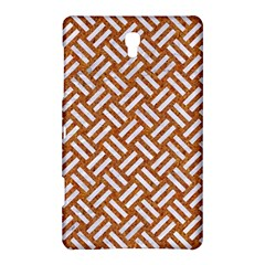 Woven2 White Marble & Rusted Metal Samsung Galaxy Tab S (8 4 ) Hardshell Case