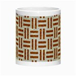 WOVEN1 WHITE MARBLE & RUSTED METAL (R) Night Luminous Mugs Center