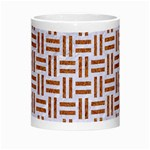 WOVEN1 WHITE MARBLE & RUSTED METAL (R) Morph Mugs Center