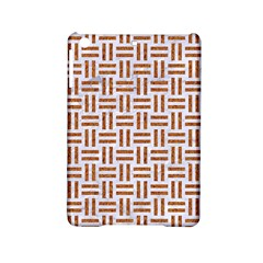 Woven1 White Marble & Rusted Metal (r) Ipad Mini 2 Hardshell Cases
