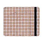WOVEN1 WHITE MARBLE & RUSTED METAL (R) Samsung Galaxy Tab Pro 8.4  Flip Case Front
