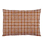 WOVEN1 WHITE MARBLE & RUSTED METAL Pillow Case 26.62 x18.9 Pillow Case