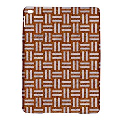 Woven1 White Marble & Rusted Metal Ipad Air 2 Hardshell Cases