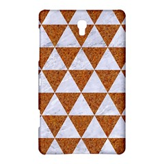 Triangle3 White Marble & Rusted Metal Samsung Galaxy Tab S (8 4 ) Hardshell Case