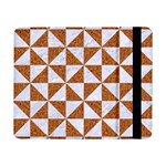 TRIANGLE1 WHITE MARBLE & RUSTED METAL Samsung Galaxy Tab Pro 8.4  Flip Case Front