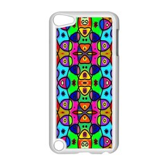 Artwork By Patrick Pattern 18 Apple Ipod Touch 5 Case (white)