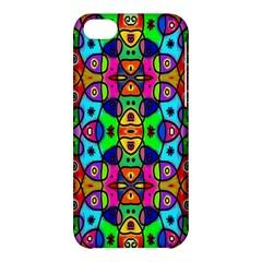 Artwork By Patrick Pattern 18 Apple Iphone 5c Hardshell Case