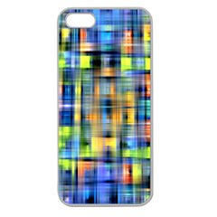 Pattern 20 Apple Seamless Iphone 5 Case (clear)
