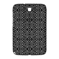 Black And White Tribal Print Samsung Galaxy Note 8 0 N5100 Hardshell Case