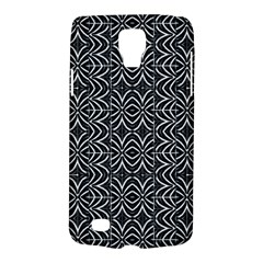 Black And White Tribal Print Galaxy S4 Active