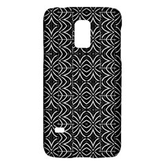 Black And White Tribal Print Galaxy S5 Mini