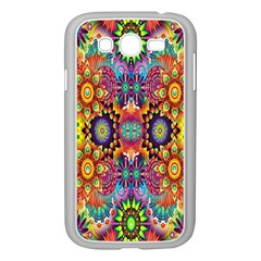 Artwork By Patrick Pattern 22 Samsung Galaxy Grand Duos I9082 Case (white)