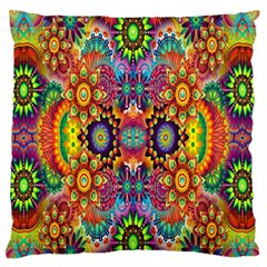 Artwork By Patrick Pattern 22 Standard Flano Cushion Case (two Sides)