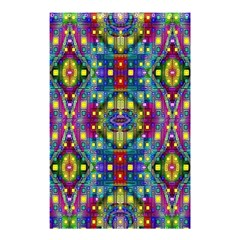 Artwork By Patrick Pattern 23 Shower Curtain 48  X 72  (small)