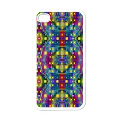 Artwork By Patrick Pattern 23 Apple Iphone 4 Case (white)