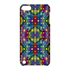 Artwork By Patrick Pattern 23 Apple Ipod Touch 5 Hardshell Case With Stand