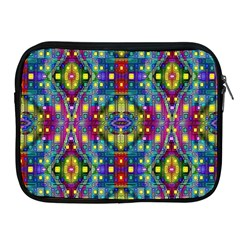 Artwork By Patrick Pattern 23 Apple Ipad 2/3/4 Zipper Cases