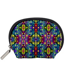 Artwork By Patrick Pattern 23 Accessory Pouches (small)