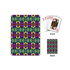 Artwork By Patrick Pattern 24 Playing Cards (mini)