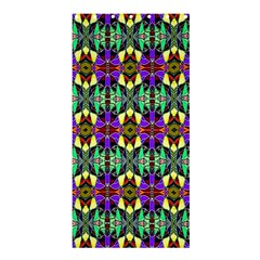 Artwork By Patrick Pattern 24 Shower Curtain 36  X 72  (stall)