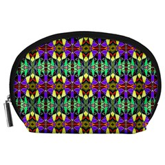 Artwork By Patrick Pattern 24 Accessory Pouches (large)