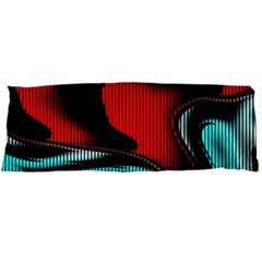 Hot Abstraction With Lines 3 Body Pillow Case Dakimakura (two Sides)