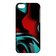 Hot Abstraction With Lines 3 Apple Iphone 5c Hardshell Case