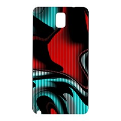 Hot Abstraction With Lines 3 Samsung Galaxy Note 3 N9005 Hardshell Back Case