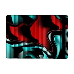 Hot Abstraction With Lines 3 Ipad Mini 2 Flip Cases