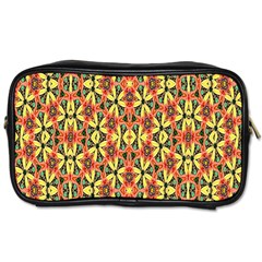 Pattern 25 Toiletries Bags 2 Side