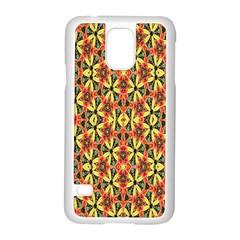Pattern 25 Samsung Galaxy S5 Case (white)