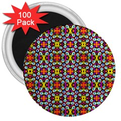 Pattern 28 3  Magnets (100 Pack)