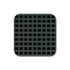 Pattern 29 Rubber Coaster (square)
