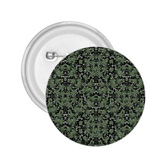 Camouflage Ornate Pattern 2 25  Buttons