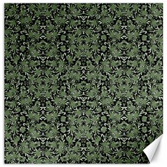 Camouflage Ornate Pattern Canvas 16  X 16