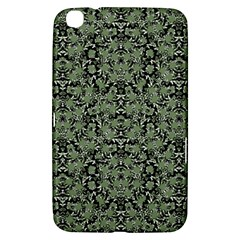 Camouflage Ornate Pattern Samsung Galaxy Tab 3 (8 ) T3100 Hardshell Case